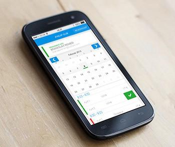 Kyklopclub mobile app 2